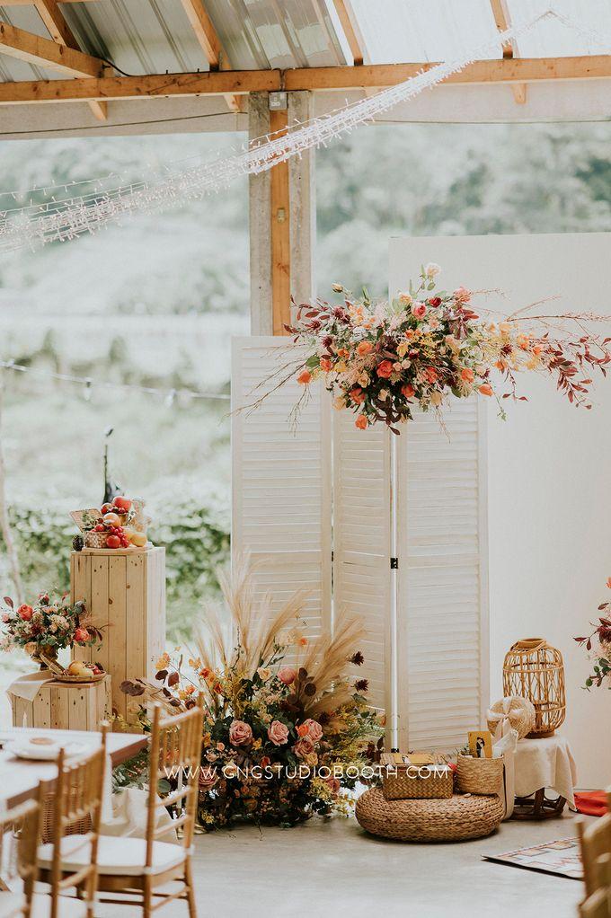 Wedding at Genting Sempah T-Farm - Wedding Style Shoot by Glitz&Glam Studiobooth - 024