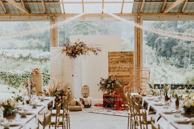 Wedding at Genting Sempah T-Farm - Wedding Style Shoot by Glitz&Glam Studiobooth - 001