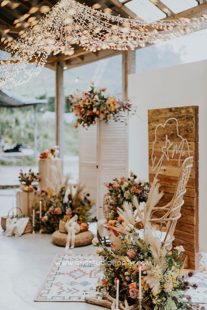 Wedding at Genting Sempah T-Farm - Wedding Style Shoot by Glitz&Glam Studiobooth - 005