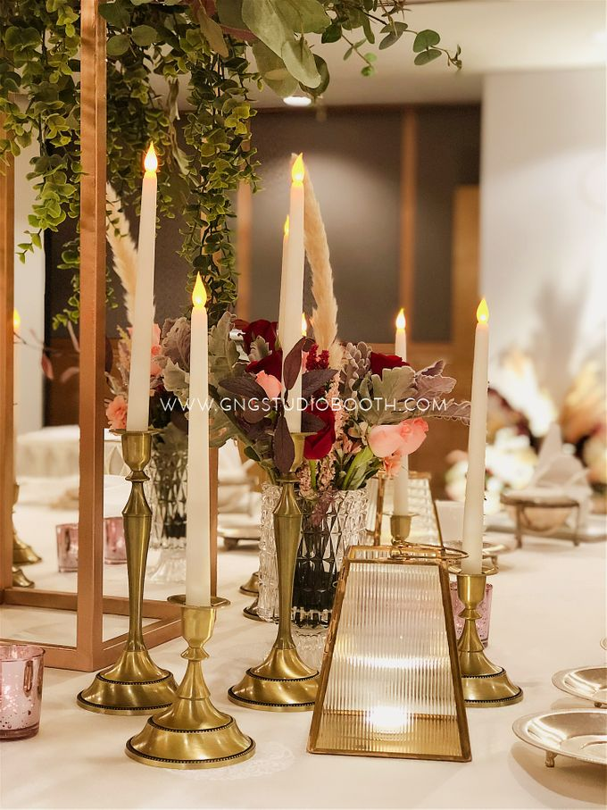 Wedding at Concorde Hotel Kuala Lumpur - Benjamin & Joan by Glitz&Glam Studiobooth - 013