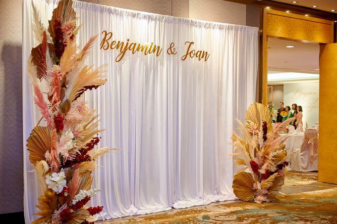 Wedding at Concorde Hotel Kuala Lumpur - Benjamin & Joan by Glitz&Glam Studiobooth - 017