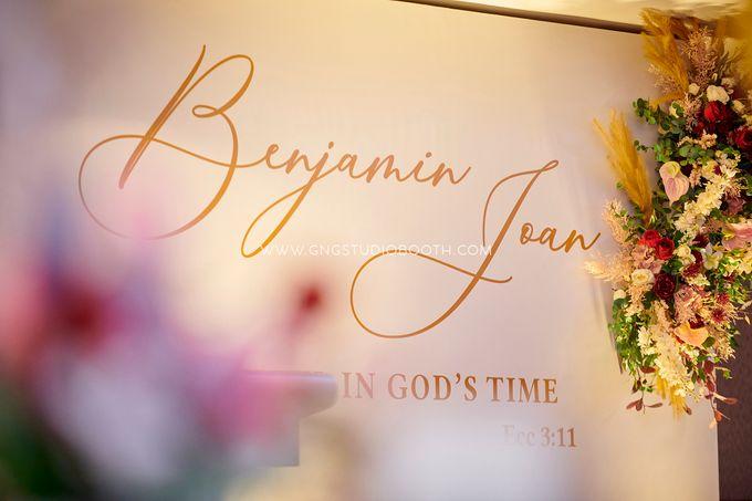 Wedding at Concorde Hotel Kuala Lumpur - Benjamin & Joan by Glitz&Glam Studiobooth - 008