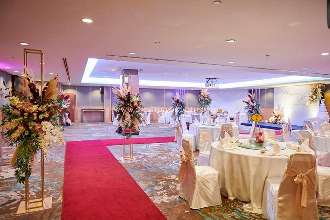 Wedding at Concorde Hotel Kuala Lumpur - Benjamin & Joan by Glitz&Glam Studiobooth - 018