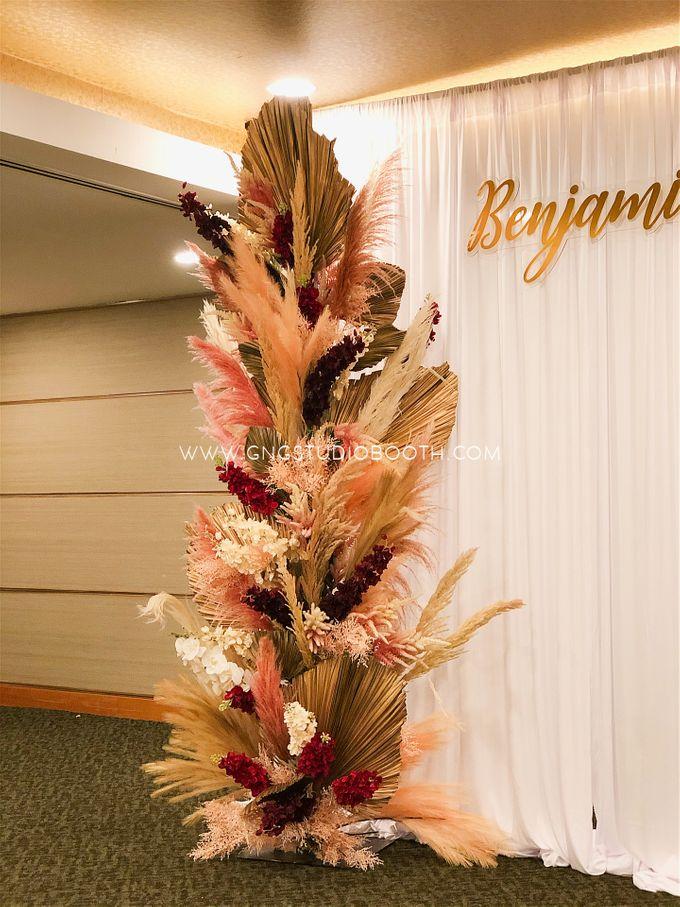 Wedding at Concorde Hotel Kuala Lumpur - Benjamin & Joan by Glitz&Glam Studiobooth - 014