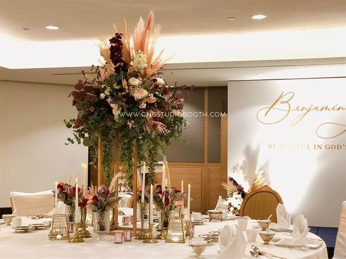 Wedding at Concorde Hotel Kuala Lumpur - Benjamin & Joan by Glitz&Glam Studiobooth - 006