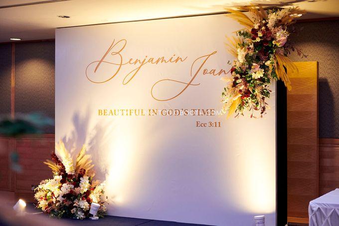 Wedding at Concorde Hotel Kuala Lumpur - Benjamin & Joan by Glitz&Glam Studiobooth - 003