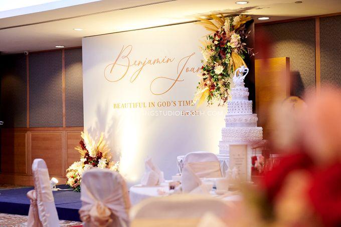 Wedding at Concorde Hotel Kuala Lumpur - Benjamin & Joan by Glitz&Glam Studiobooth - 007