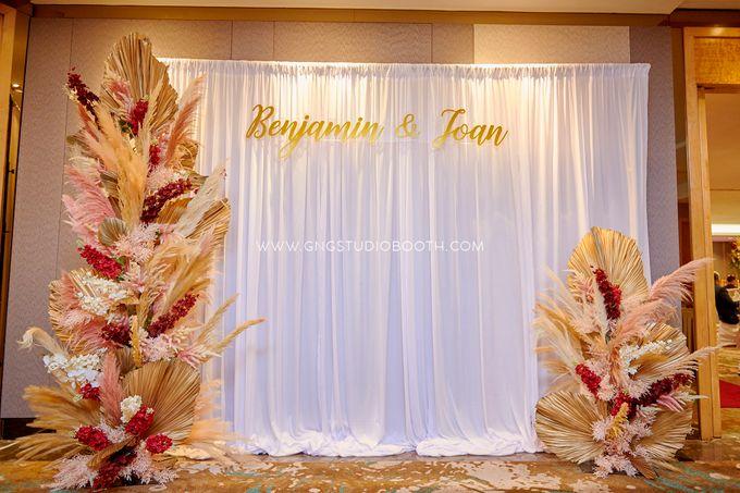 Wedding at Concorde Hotel Kuala Lumpur - Benjamin & Joan by Glitz&Glam Studiobooth - 016