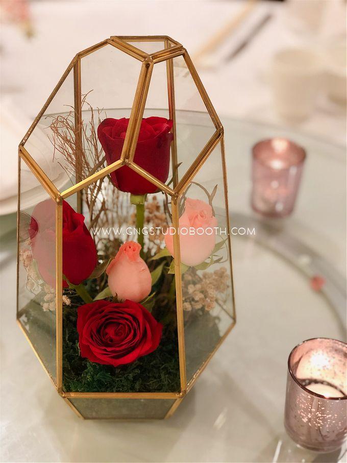 Wedding at Concorde Hotel Kuala Lumpur - Benjamin & Joan by Glitz&Glam Studiobooth - 010