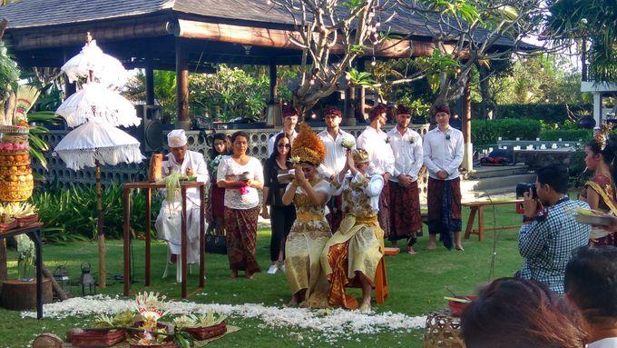 "Balinese Wedding ""Kartika & Sam by Jeeva Resorts - 004"