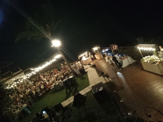 David & Mia Wedding,19 August 2017 by Bali Miracle Catering - 008