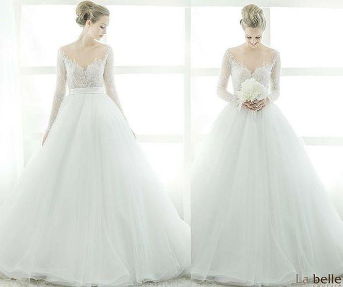 Bridal Gown Collection 2015: Legends by La Belle Couture Weddings Pte Ltd - 017