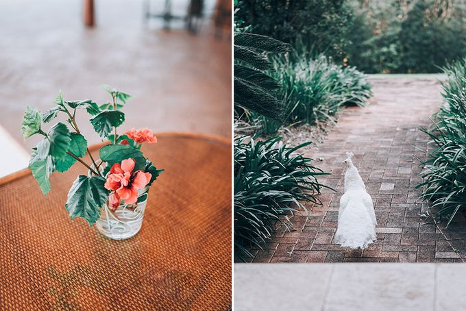 Carly & Adam | Peppers Ruffles Lodge Wedding by Andrew Sun Photography - 004