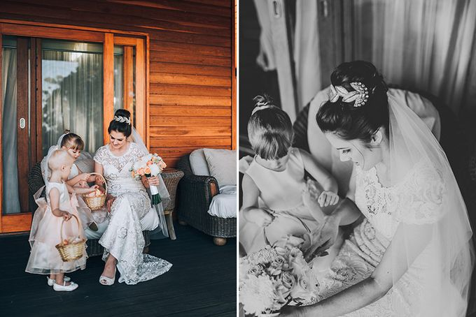 Carly & Adam | Peppers Ruffles Lodge Wedding by Andrew Sun Photography - 006