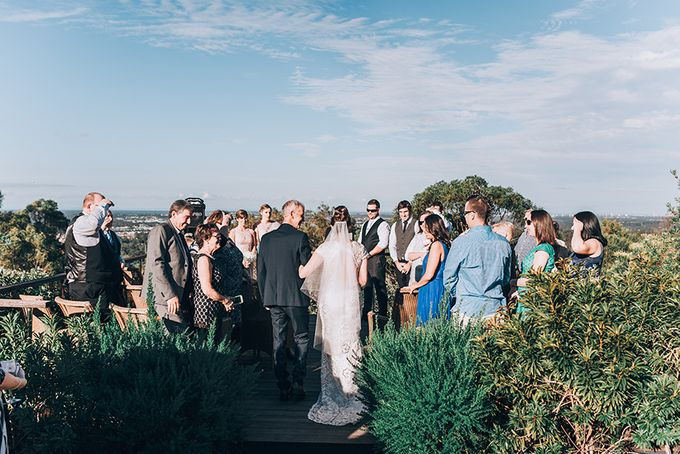 Carly & Adam | Peppers Ruffles Lodge Wedding by Andrew Sun Photography - 010