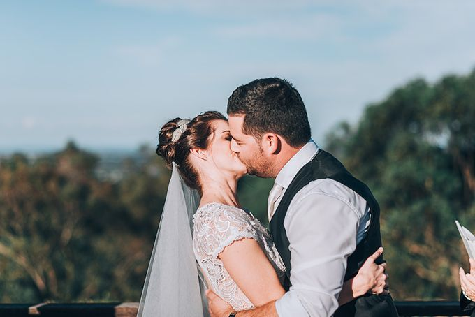 Carly & Adam | Peppers Ruffles Lodge Wedding by Andrew Sun Photography - 013