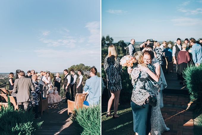 Carly & Adam | Peppers Ruffles Lodge Wedding by Andrew Sun Photography - 014
