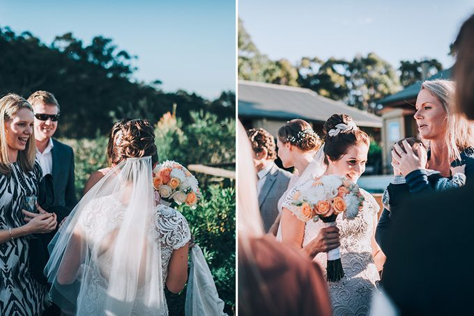 Carly & Adam | Peppers Ruffles Lodge Wedding by Andrew Sun Photography - 015