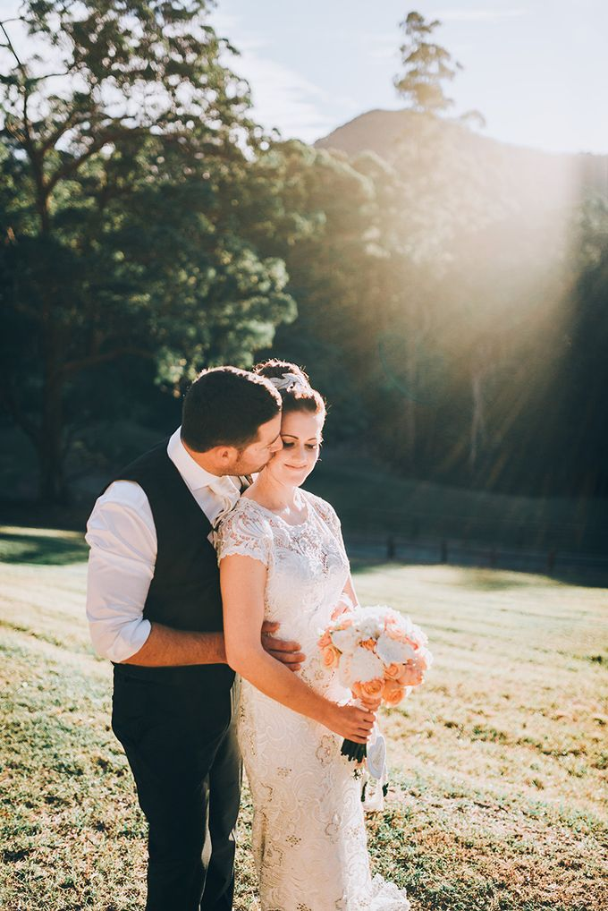 Carly & Adam | Peppers Ruffles Lodge Wedding by Andrew Sun Photography - 021