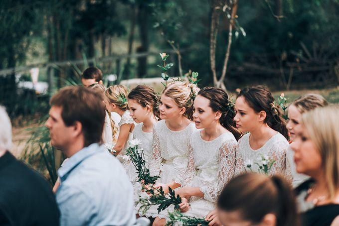 Sarah & Alfred | Terri's Rustic Farm Wedding by Andrew Sun Photography - 013