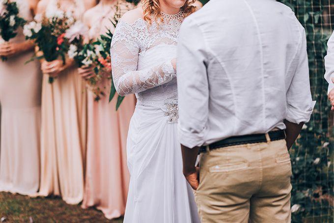Sarah & Alfred | Terri's Rustic Farm Wedding by Andrew Sun Photography - 016