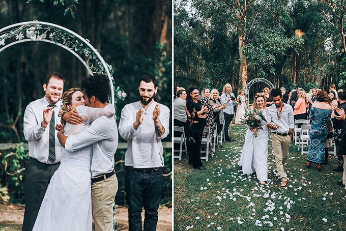 Sarah & Alfred | Terri's Rustic Farm Wedding by Andrew Sun Photography - 017