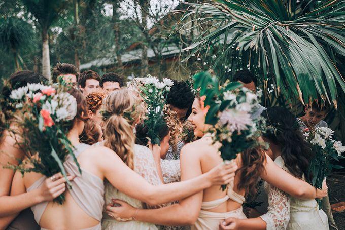 Sarah & Alfred | Terri's Rustic Farm Wedding by Andrew Sun Photography - 018