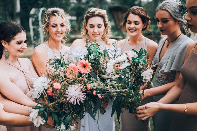 Sarah & Alfred | Terri's Rustic Farm Wedding by Andrew Sun Photography - 022