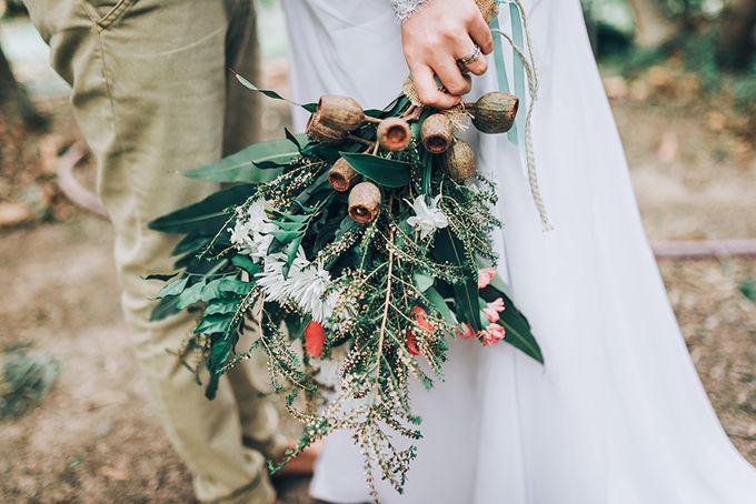 Sarah & Alfred | Terri's Rustic Farm Wedding by Andrew Sun Photography - 029