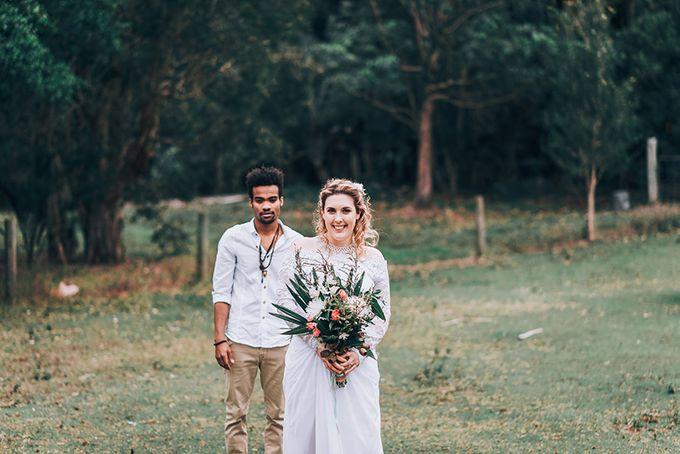 Sarah & Alfred | Terri's Rustic Farm Wedding by Andrew Sun Photography - 031