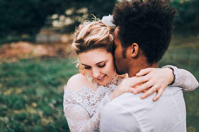 Sarah & Alfred | Terri's Rustic Farm Wedding by Andrew Sun Photography - 034