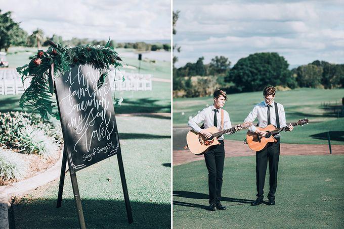 Shadae & Rhys | Links Hope Island Wedding by Andrew Sun Photography - 015