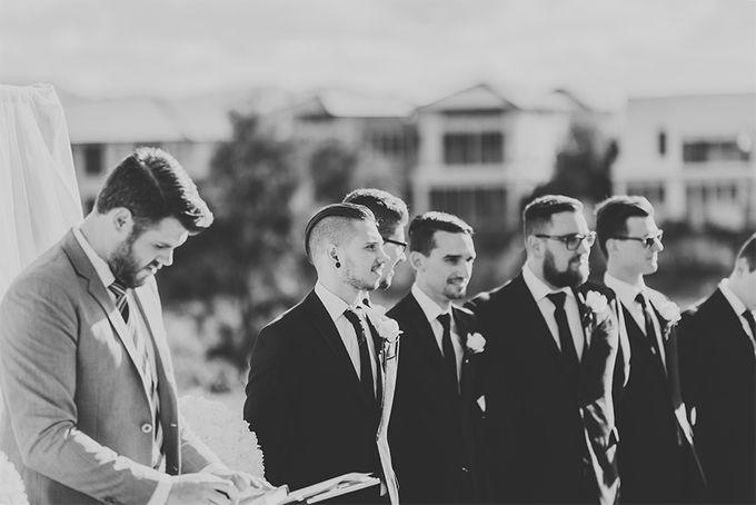 Shadae & Rhys | Links Hope Island Wedding by Andrew Sun Photography - 016