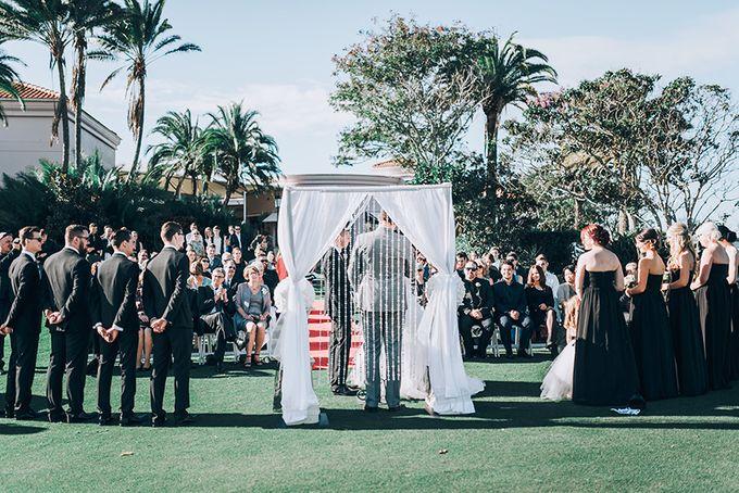Shadae & Rhys | Links Hope Island Wedding by Andrew Sun Photography - 019