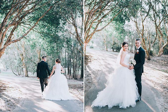 Shadae & Rhys | Links Hope Island Wedding by Andrew Sun Photography - 025