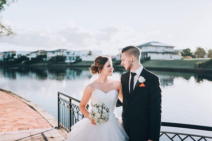 Shadae & Rhys | Links Hope Island Wedding by Andrew Sun Photography - 030