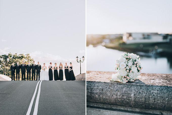 Shadae & Rhys | Links Hope Island Wedding by Andrew Sun Photography - 033