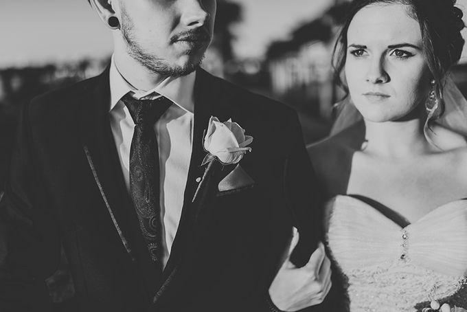 Shadae & Rhys | Links Hope Island Wedding by Andrew Sun Photography - 035