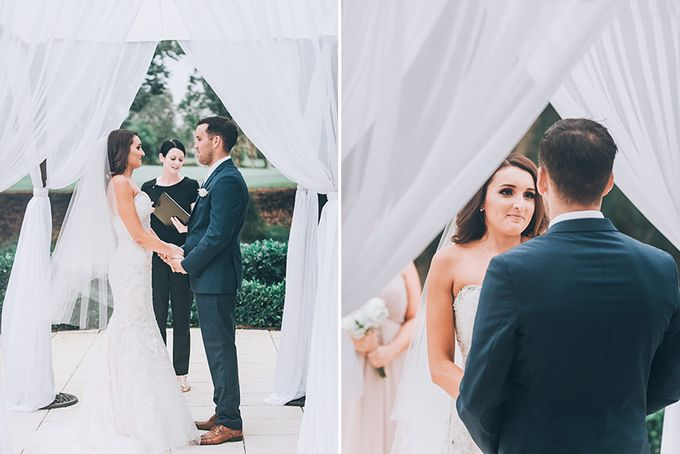 Sharna & Nick | Braeside Chapel Wedding by Andrew Sun Photography - 008