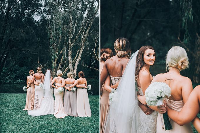 Sharna & Nick | Braeside Chapel Wedding by Andrew Sun Photography - 016