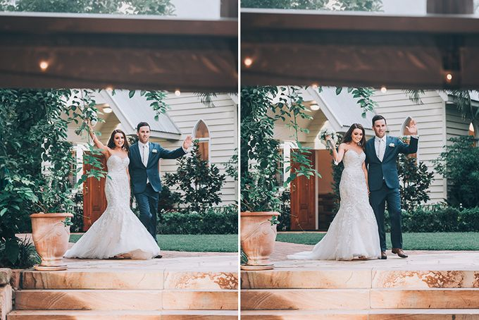 Sharna & Nick | Braeside Chapel Wedding by Andrew Sun Photography - 029