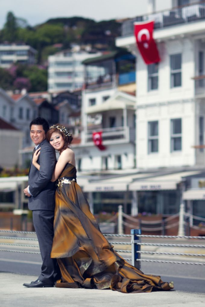 Chris - Nana Prewedding by Goldy Photography - 001