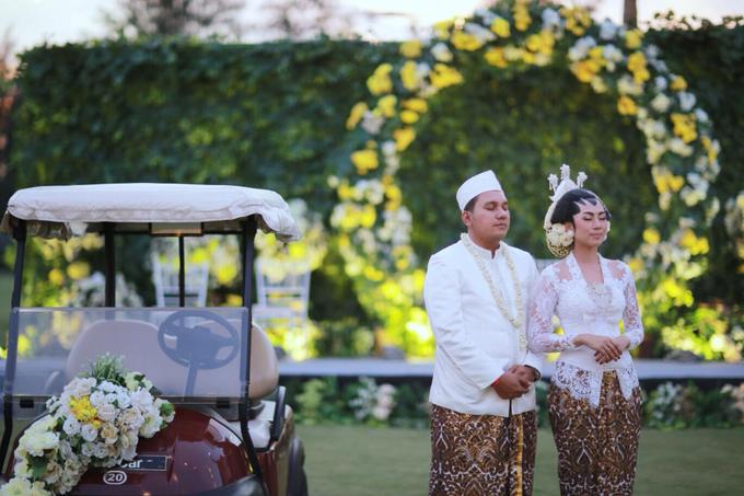 Iqbal & Lidya by Golf Graha Famili - 001