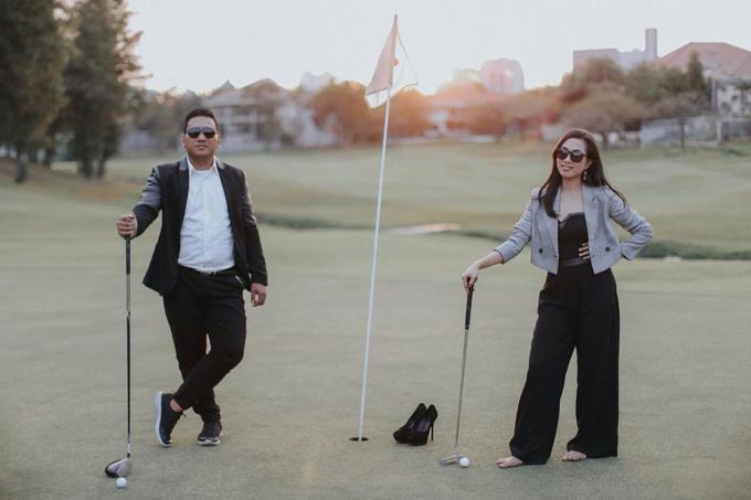 Iqbal & Lidya by Golf Graha Famili - 008