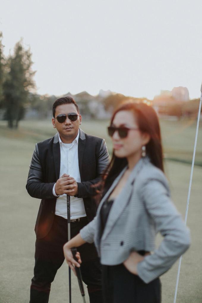 Iqbal & Lidya by Golf Graha Famili - 009