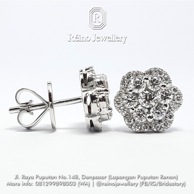 Anting anting or Earring by Reino Jewellery - 001
