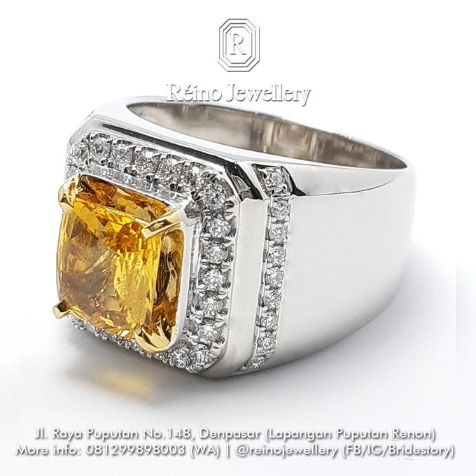 Men Ring or Cincin Pria by Reino Jewellery - 001