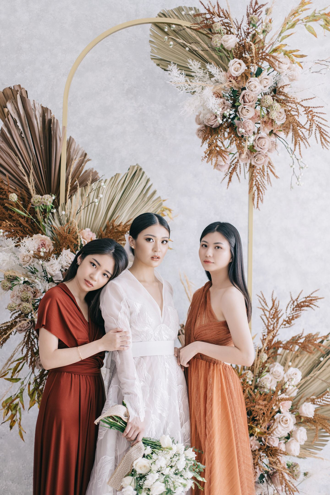Collaboration  by Gouter Official Bridesmaid - 001