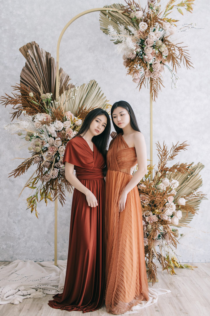 Collaboration  by Gouter Official Bridesmaid - 003