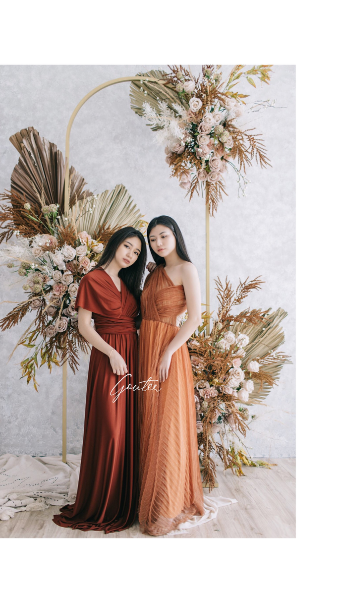 Collaboration  by Gouter Official Bridesmaid - 005